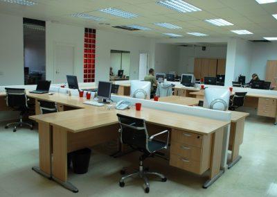 Reforma interior realizada por Jiltres - Oficina 1