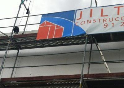 Rehabilitación de fachadas. Jiltres